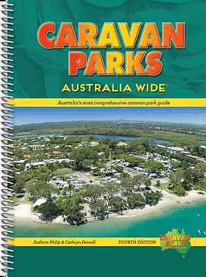 Caravan Parks Australia Wide (2016 edition) *FREE SHIPPING - IN STOCK - NEW*