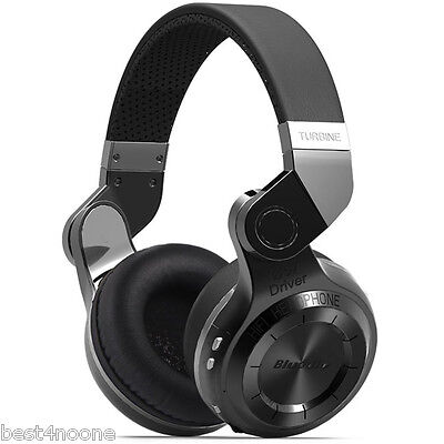 Bluedio T2 Foldable Bluetooth V4.1 +EDR Wireless Headset for Music Phonecall