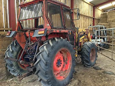 same  centurion 75 export tractor 4wd with loader
