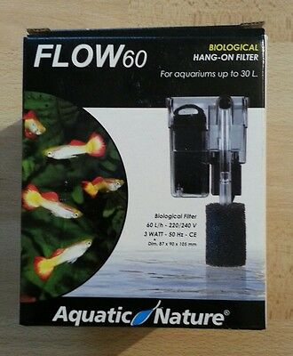 Pompe Aquatic Nature Flow60 pour aquarium