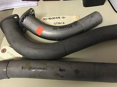 Beechcraft Queenair Be 65-B80 Exhaust Parts, New in Original Packing