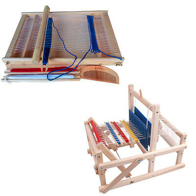 DIY Weave Hand Looms Educational Toys Children Sweater Knitting Machine Toy