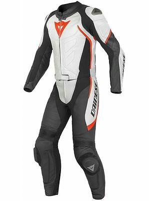 Dainese Original Avro D1 Motorbike/motorcycle Racing 2 Piece Leather Suit