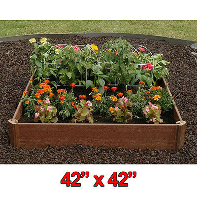 Raised Garden Bed Planter Outdoor Vegetable Elevated Pot Box Kit