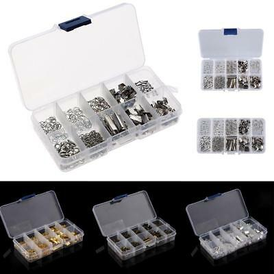 Jewelry Making Starter Kit Set Earring Bracelet Necklace Findings with Box
