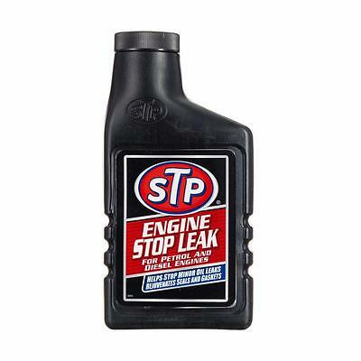 Car Engine Motor Oil Stop Leak Seal For Petrol & Diesel By STP