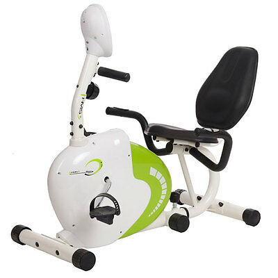 Vélo D'appartement Semi-Allongé R9259 Hms Exercice Cardio Rehabilitation Gym