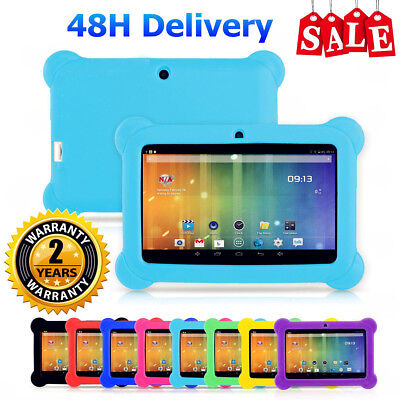 """7"""" Inch Kids Android 4.4 Tablet Pc Quad Core Wifi Uk Stock Child Children 8Gb"""