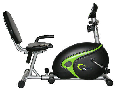 Vélo D'appartement Semi-Allongé R9203 Hms Exercice Cardio Fitness Reeducation