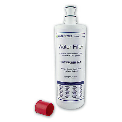 Compatible F701R Water Filter to fit InSinkErator 1100 & 3300 by Finerfilters