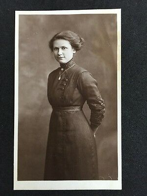 Vintage Postcard - RP Anonymous Women - #142 - Fred Forbes