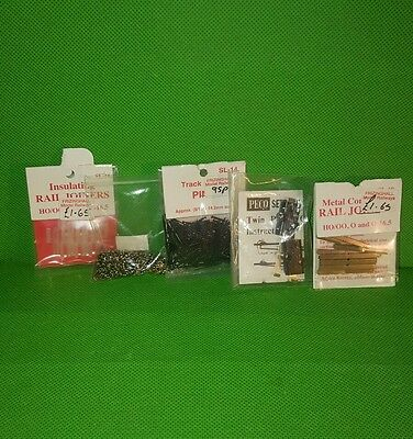 model railway layout accessories bundle