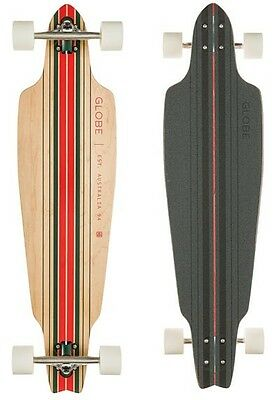 Globe Prowler Complete Longboard 38.5 x 10 Drop Through Cruiser