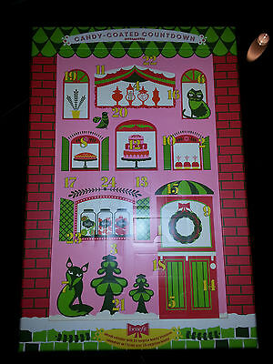 Benefit Adventskalender 2014, Limitierte Edition, Candy coated Countdownd