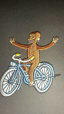 Curious George Iron On Patch Limited Edition @*@*