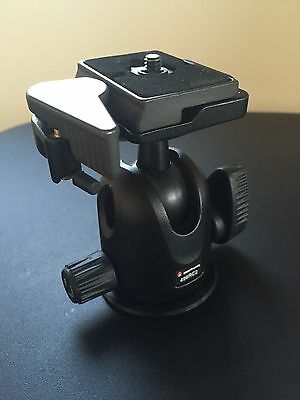 Manfrotto Compact Ball Head for Tripod 496RC2 QR head