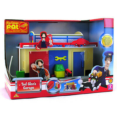 Postman Pat SDS Playset Toy With Figure - Ted Glen's Garage
