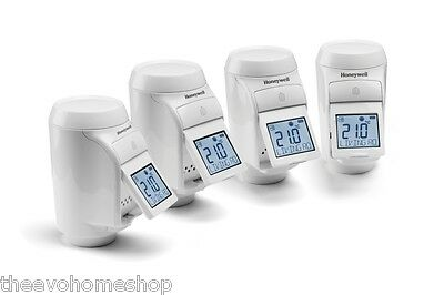 Honeywell HR924UK Radiator Controllers - Fast and Free Delivery