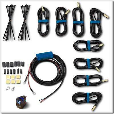 MicroCOLOR LED Accent Lighting Pro-Pack 8 Piece