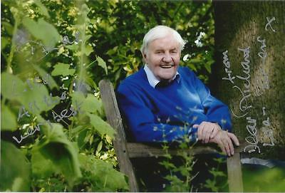Richard Briers   Hand Signed Photo