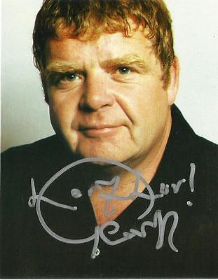 """Geoffrey Hughes """"onslow""""   Hand Signed Photo"""
