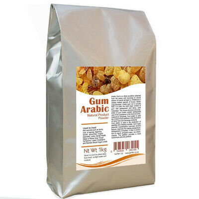 Arabic Gum Powder 1kg Food Grade Acacia