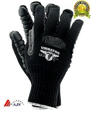 "Antivibration protective gloves-prevent the illness called""vibration syndrom""L 9"