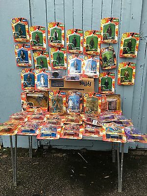Dr who Figures Collection 38 BNIB Series 1-4