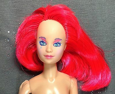 Jem and the Holograms First Edition Kimber Nude Doll