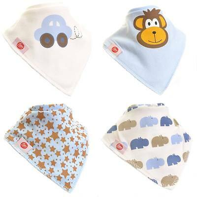 Baby Girls Boys Bandana Bibs
