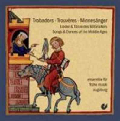Songs and Dances of the Middle Ages  CD NEW