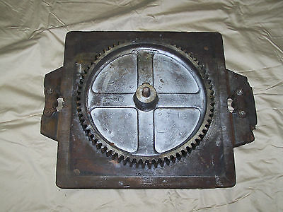 Steampunk Decor - Industrial Pattern for molding Oliver 217 Bandsaw part