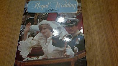 Royal Wedding Book of Prince Charles & Lady Diana