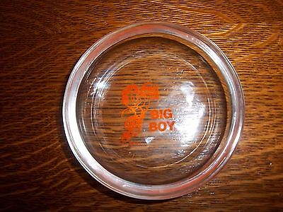 Vintage Frish's Big Boy Ashtray