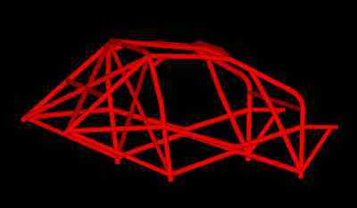 Roll cage, roll bar, custom cages, harness bar,