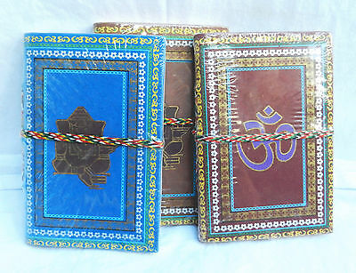 Tibetan Hand Made Notebook with Hand Made Paper - NEW ITEM