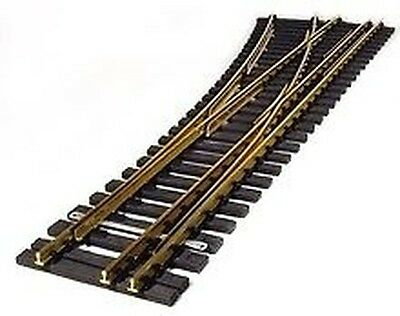 Points left Gauge 2 64 mm and G Scale Length 800 mm. R=3000 mm,15 +