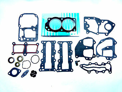 Powerhead Gasket Set For Johnson Evinrude 9.9 & 15 hp 1993 - 1999   436358