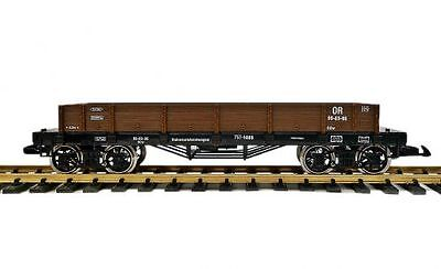 Zenner Low-sided wagon Regular track Gauge II 64mm