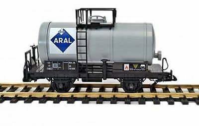 Zenner Tank wagon with LGB Boiler,converted from Spur IIm Narrow gauge to 2