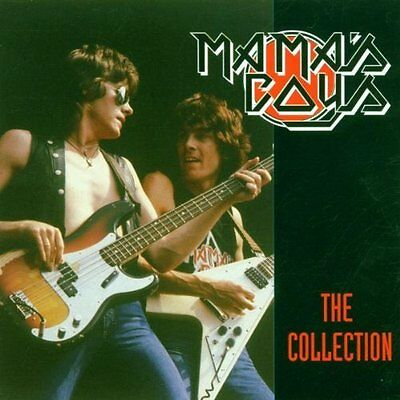 Mama's Boys-The Collection  CD NEU