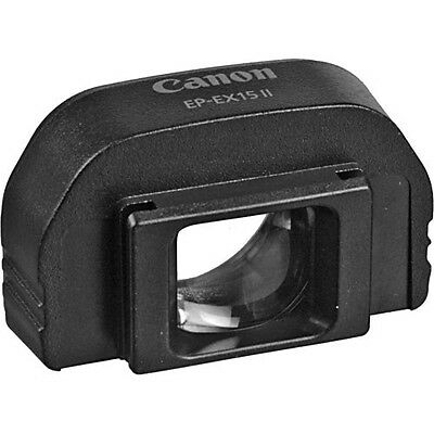 Canon Eyecup Prolunga Oculare Ep-Ex15Ii Ep Ex 15Ii Nuovo Per 1100D 600D 550D