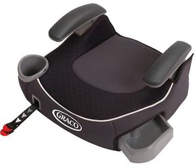 Graco Affix Back Free Kid Safety Booster Car Seat Latch System