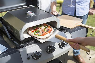 Firebox Pizza Oven BBQ  Garden Outdoor Oven Pizza Box Similar To Bakerstone