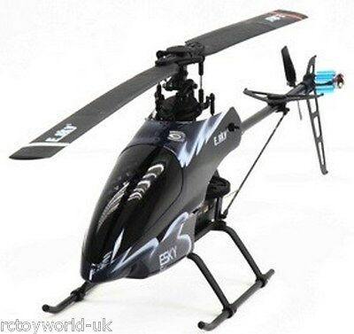 Radio Remote Control Esky 500 6-Channel Advanced Flybarless RC Helicopter - RTF