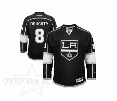 Trikot Reebok NHL Los Angeles Premier Home DOUGHTY #8