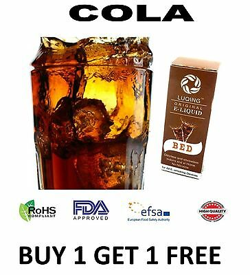 COCA COLA Flavour E-Liquid Premium Ice Coke Juice Vape 10ML E-Cig Oil Shisha Pen