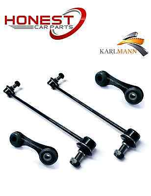 For Vauxhall Signum Vectra C Saab 9-3 Front & Rear Anti Roll Bar Drop Link Bars