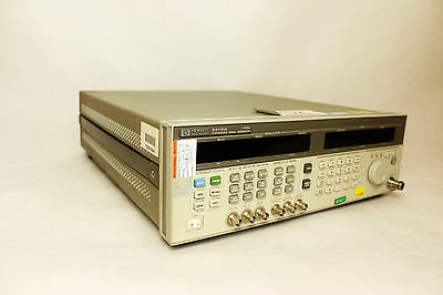 Agilent / HP /Keysight 83731A Synthesized Signal Generator 20GHz Opt.102-1E1-1E5