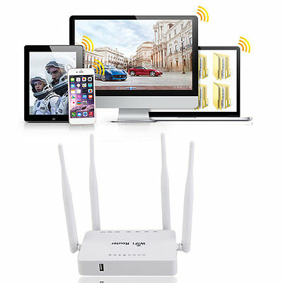 ZBT-WE1626 Wifi Router with 4 Antennas Enhance Wifi Signal for Office Use SY